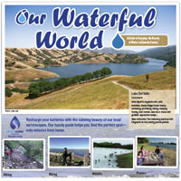 our waterful world 200